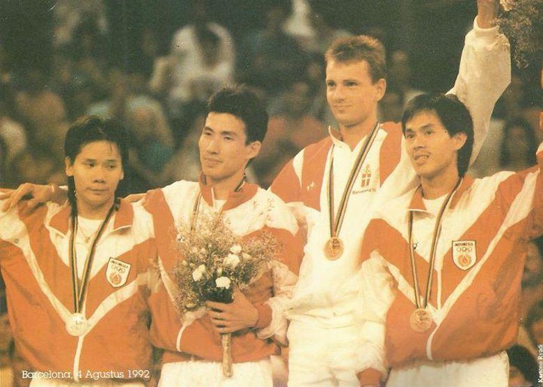 Olimpiade Barcelona 1992 [3]  The News Magnicicent Seven