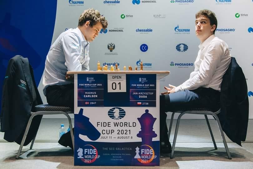 Duda vs Karjakin di Final, Kosteniuk Juara Dunia