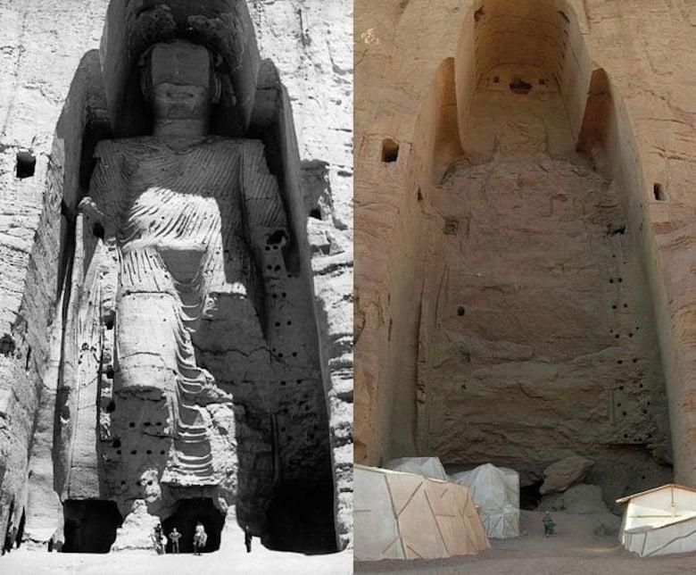 Talibanisme, Antara Bamiyan dan Taman Monas