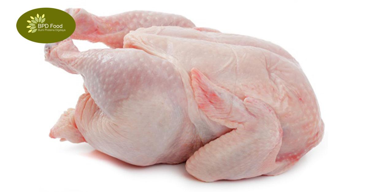 Ragam Produk Ayam Frozen yang Disediakan  BPD Food