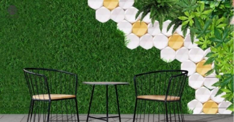 Keunggulan Mosaicart untuk Menciptakan Dinding Taman Estetik