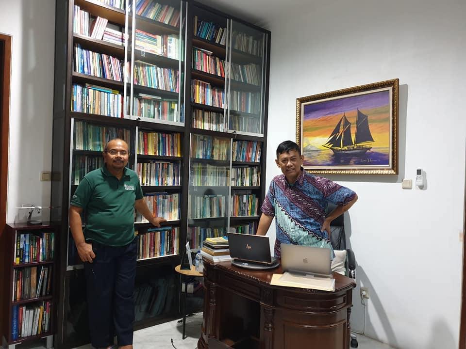 Anak Pelabuhan Teluk Bayur Lulus 'Summa Cumlaude' Kabinet