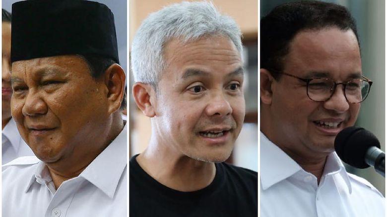 Sebentar Lagi Elektabilitas Prabowo Akan Disalip Ganjar