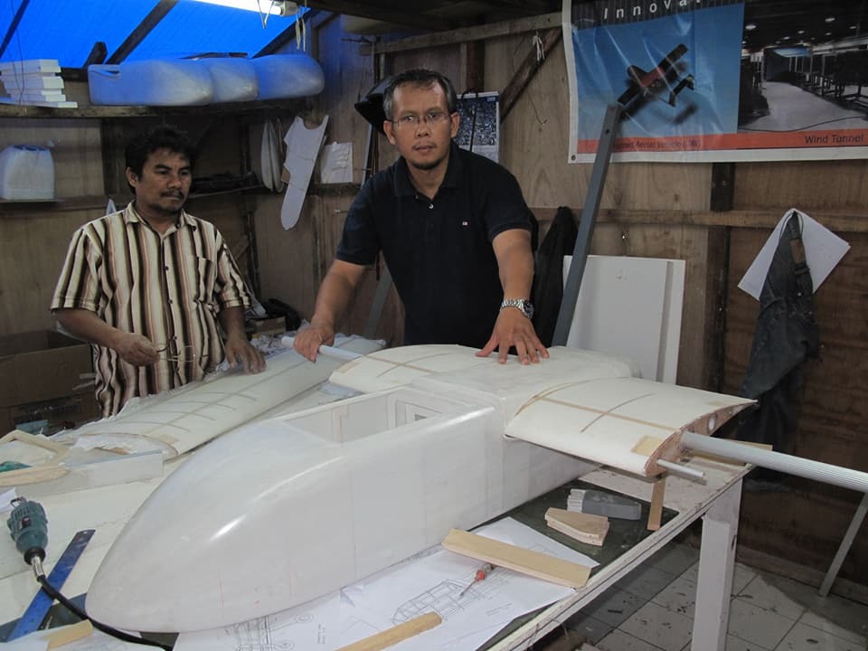 "Berpulangnya Empu ""Drone"" Indonesia, Endri Rachman"