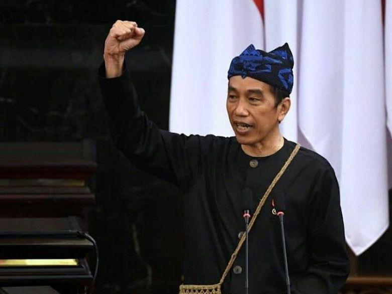 Tak Ada Urgensi, Presiden Jokowi Tolak Amandemen UUD