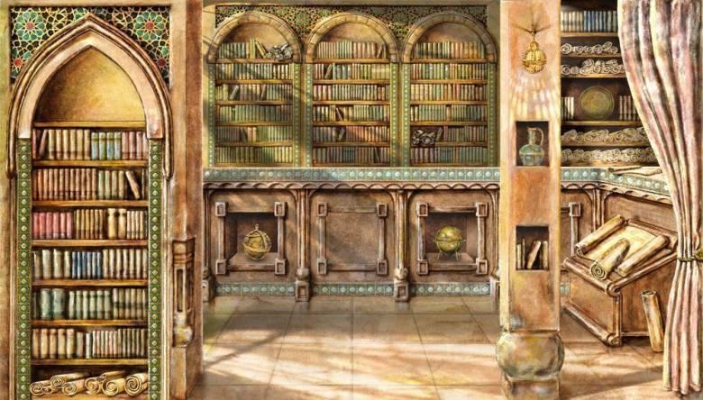 Perpustakaan Terbesar yang Dibakar