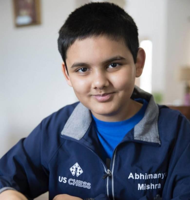 Abimanyu Mishra, Calon GM Termuda di Dunia (2)