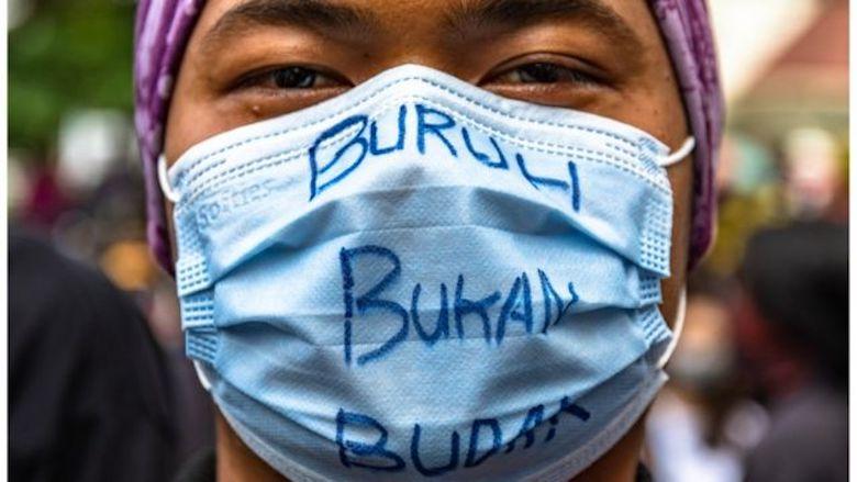 Demo Omnibus dan Tuntasnya Politik Pandemi