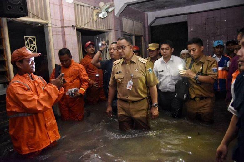 Banjir dalam Gelas