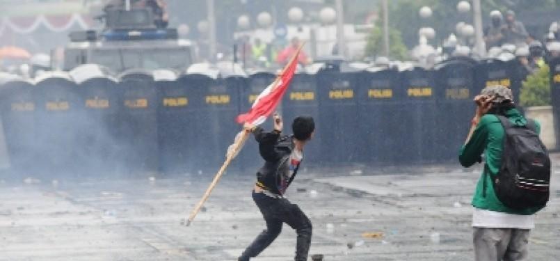 Mahasiswa dan Demo