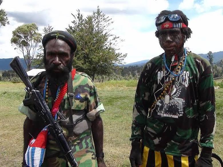 Aksi KST Papua Ancam Stabilitas Keamanan