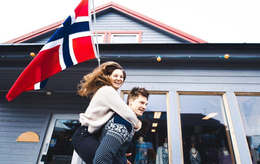 Kunci Kemajuan Skandinavia
