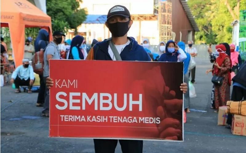 Tetap taat Prokes dan PPKM Kunci Sukses Kendalikan Pandemi Covid-19