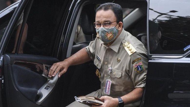 "Jokowi Akhirnya Setuju Anies ""Lockdown"" Jakarta"