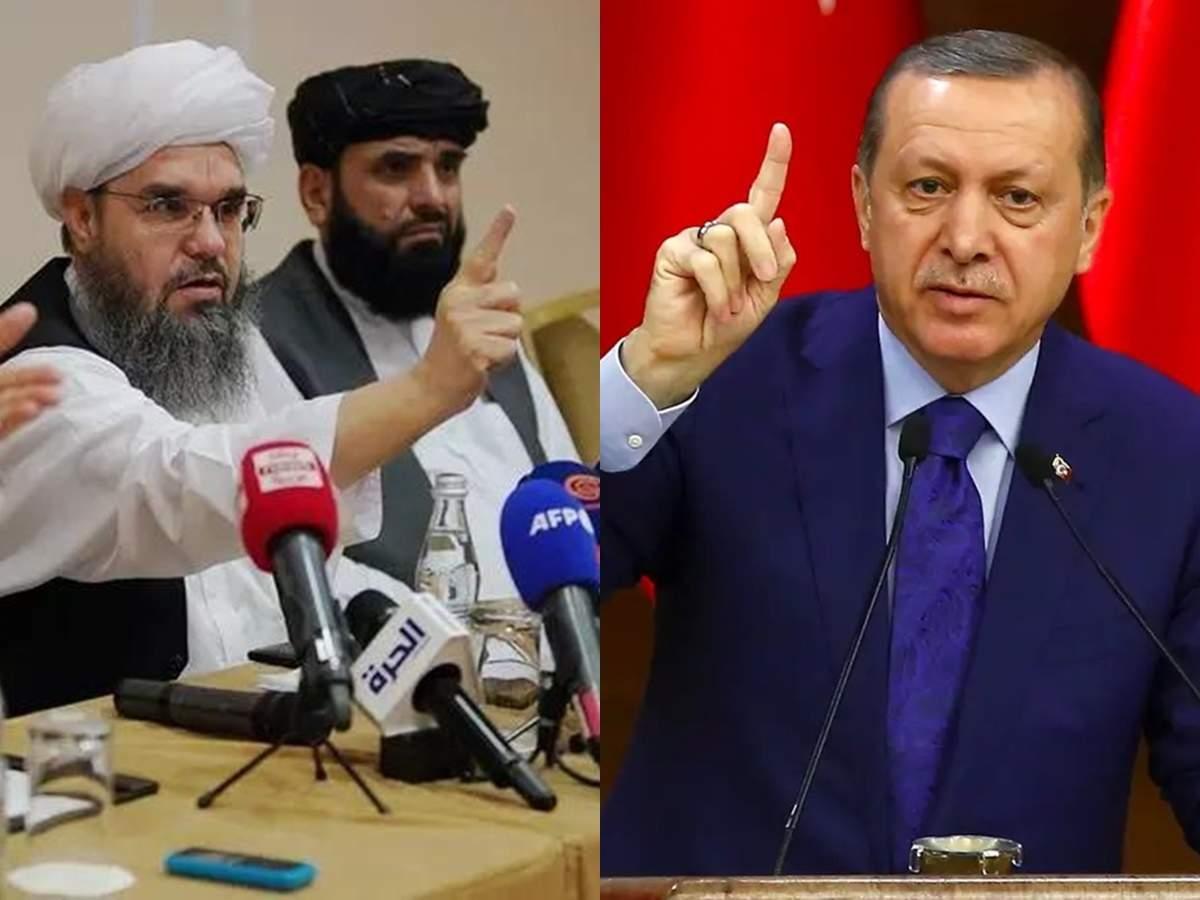 Taliban Harus Berteman dengan Turki dan Erdogan
