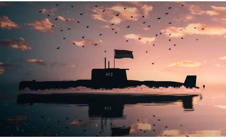 "Kapal Selam Nanggala, ""On Eternal Patrol"""