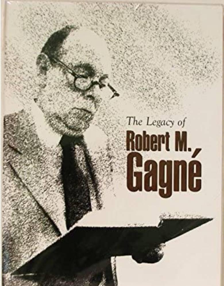 Robert M. Gagne dan  Bahan Ajar Universitas Terbuka