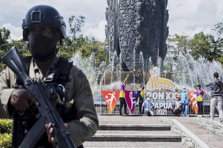 Optimal, Pengamanan Selama PON XX Papua