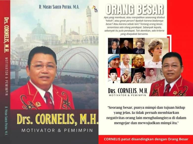 Cornelis| Presiden Dayak Pemberani