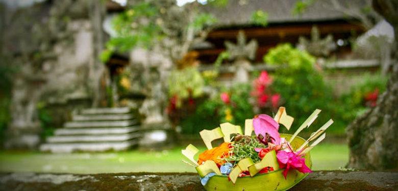 Persembahan Abadi dari Bali