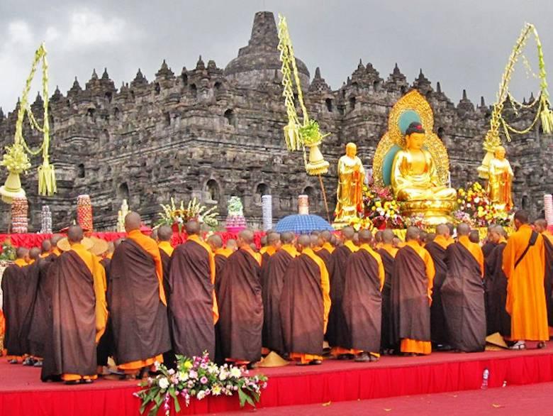 Potensi Wisata Religi, Borobudur Jadi Rumah Ibadah Umat Budha Sedunia