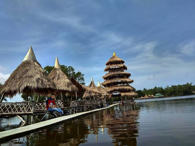 """Lampung """"Mengguncang"""" Dunia"""
