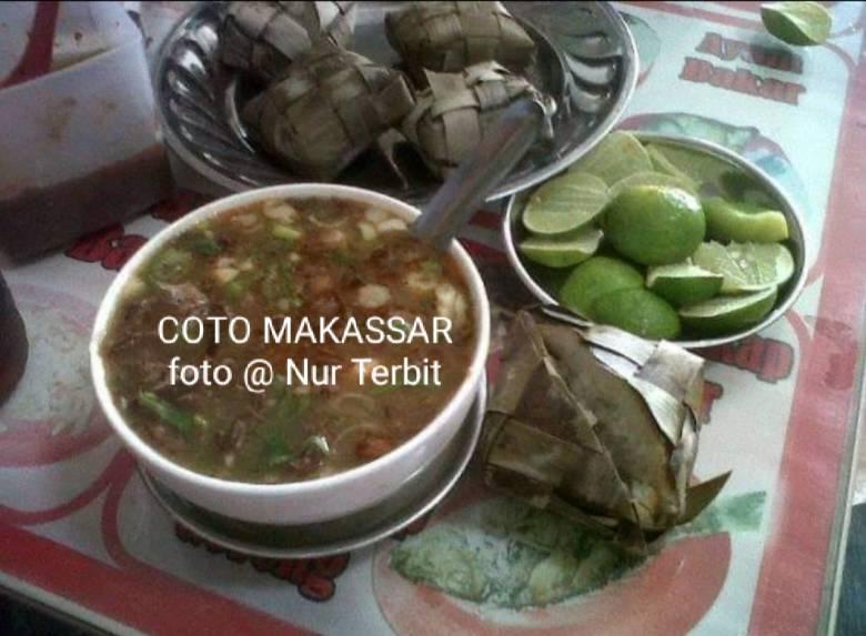 Coto Makassar dan Nasi Padang di Jakarta