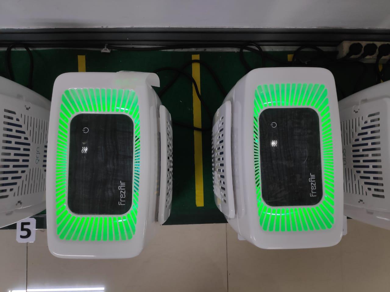 Air Purifier dengan HEPA Filter dan Lampu UVC, Produk Inovatif Terbaru ASKI
