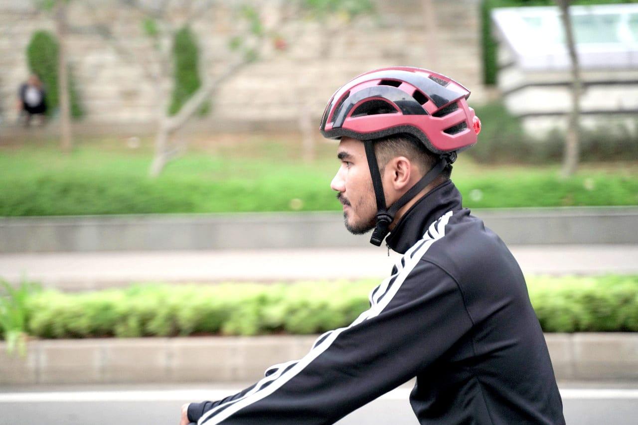 GRIN Miles, Helm Sepeda Untuk Pria dan Wanita dengan Spesifikasi Terbaik